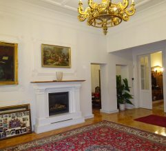 apartment in villa for sale Budapest
